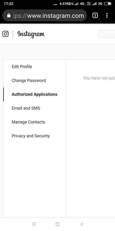 Fix Hacked Instagram Account