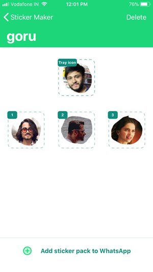 Tutorial of How to Make WhatsApp Stickers in iPhone