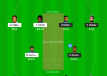 MI vs KXIP Dream11 Team Prediction