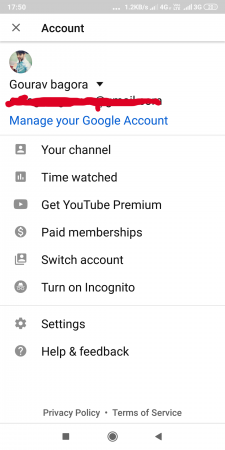 How to Change YouTube Channel Icon on Android or IOS