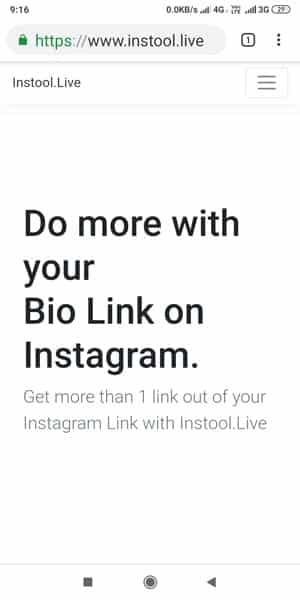 How to Add More Than One Link to Your Instagram Bio