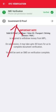 Earn Money through MPL Pro apk