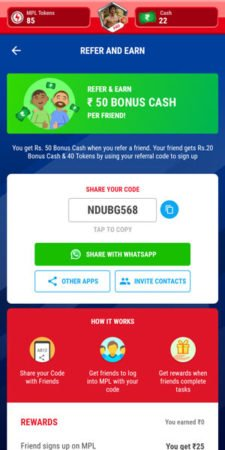 Download MPL Pro Apk And Earn Up To ₹1,00,000 💰 on Android