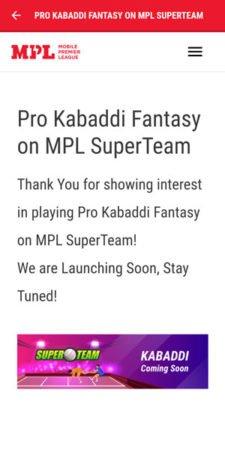 Make Money on MPL Pro apk