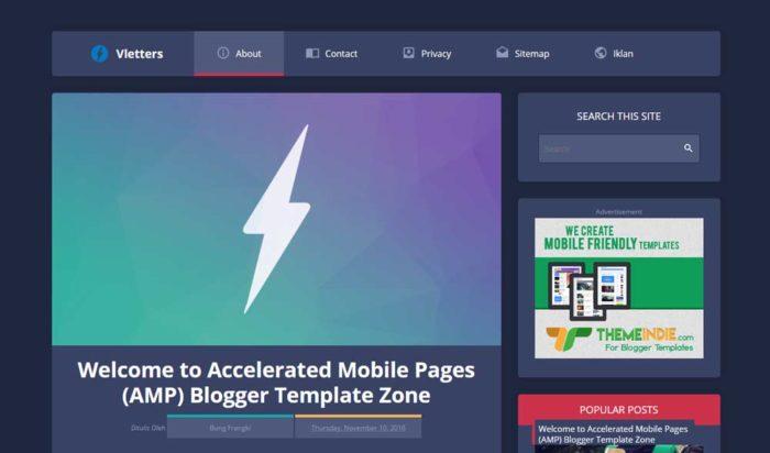 best blogger templates 2019