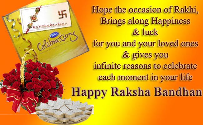 Happy Raksha Bandhan 2019 Images, WhatsApp Status and Quotes 7