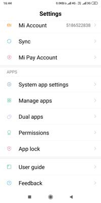 How to Logout from Coin Master on Android Phone 2
