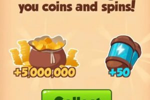 Free Spins and Coins for Coin Master